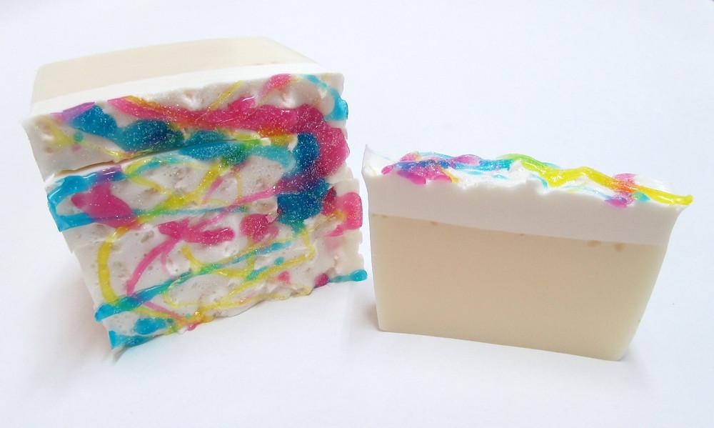 vanilla thriller milkshake soap
