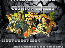 Vintage Horror!