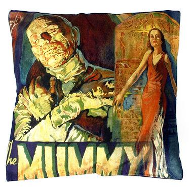 the mummy movie cushion