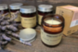 Aromatherapy Soy Wax Candles.JPG