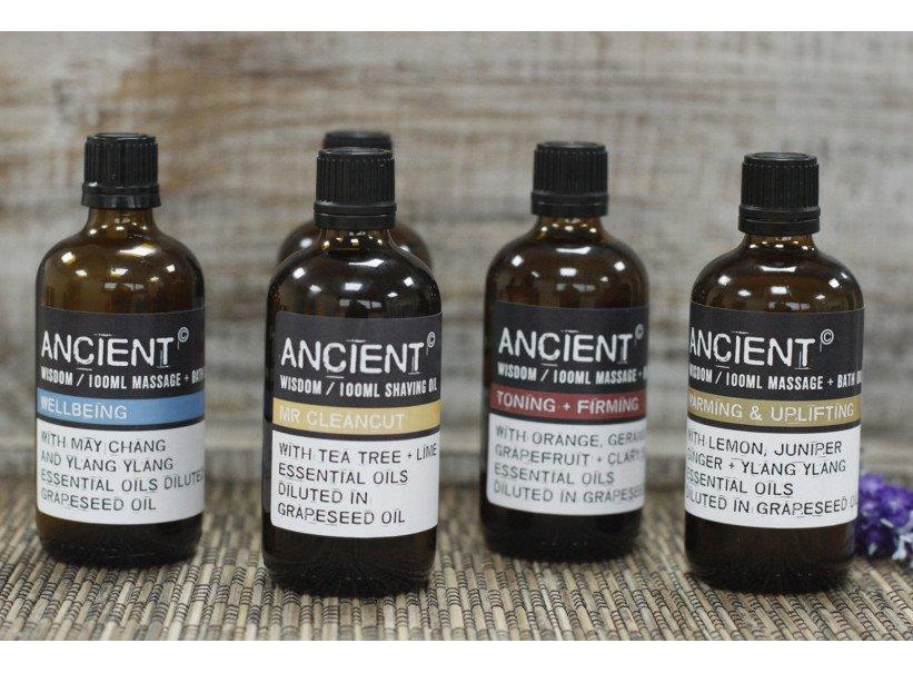 Massage Oils 100ml