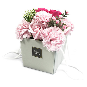 carnation soap flowers