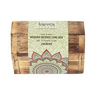 wooden chest incense