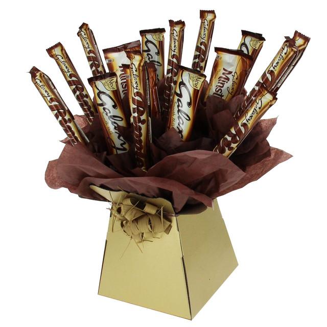 Galaxy Chocolate Bouquet