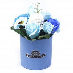 Soothing Blues - petite gift pot 1