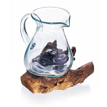 rustic water jug