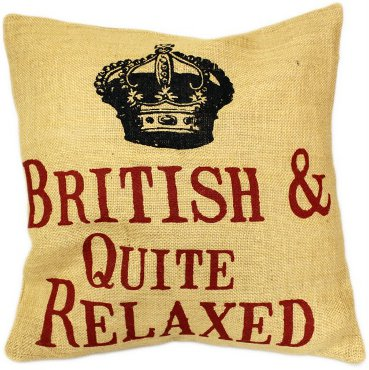 British & Quite Relaxed
