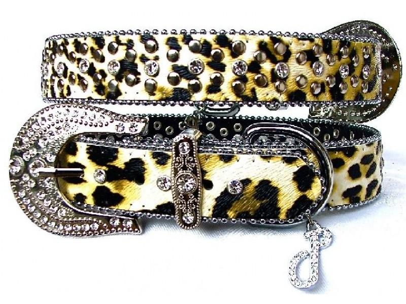 Lush Leopard Dog Collar