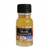 myrrh burner oils