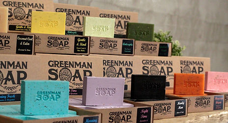 mens artisan soap