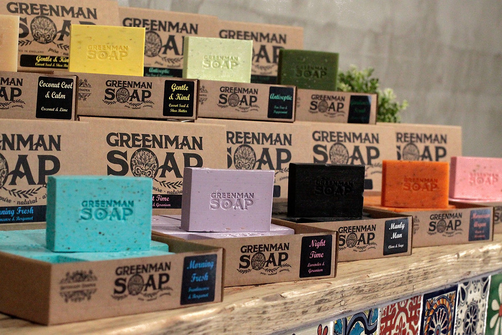greenman handcrafted soaps