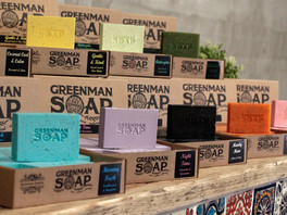 Manly Man Soaps