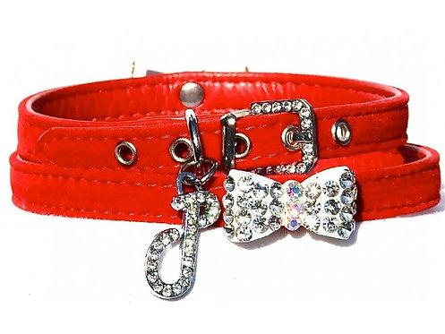 rouge dog collar