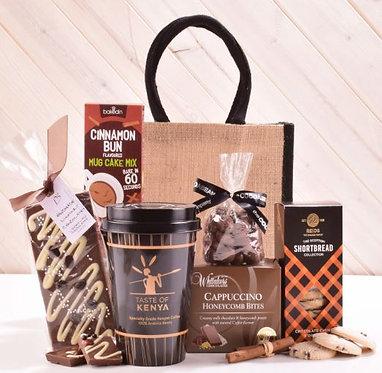 coffee hamper gift set
