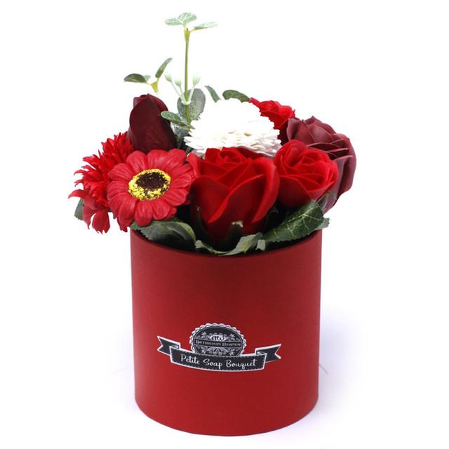 Rich Reds - petite gift pot 1