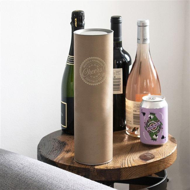 wine delivery tube especially for you