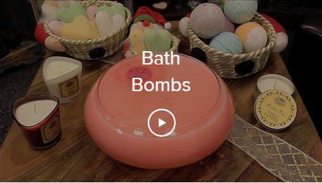Bath Bomb Video