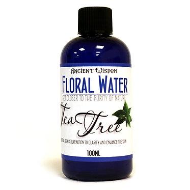 essential waters tea tree flower