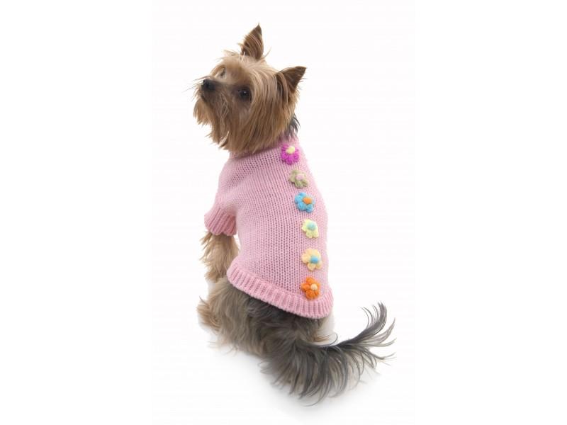 Pretty Petal Dog Jumper