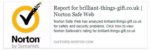 Norton Web Safe