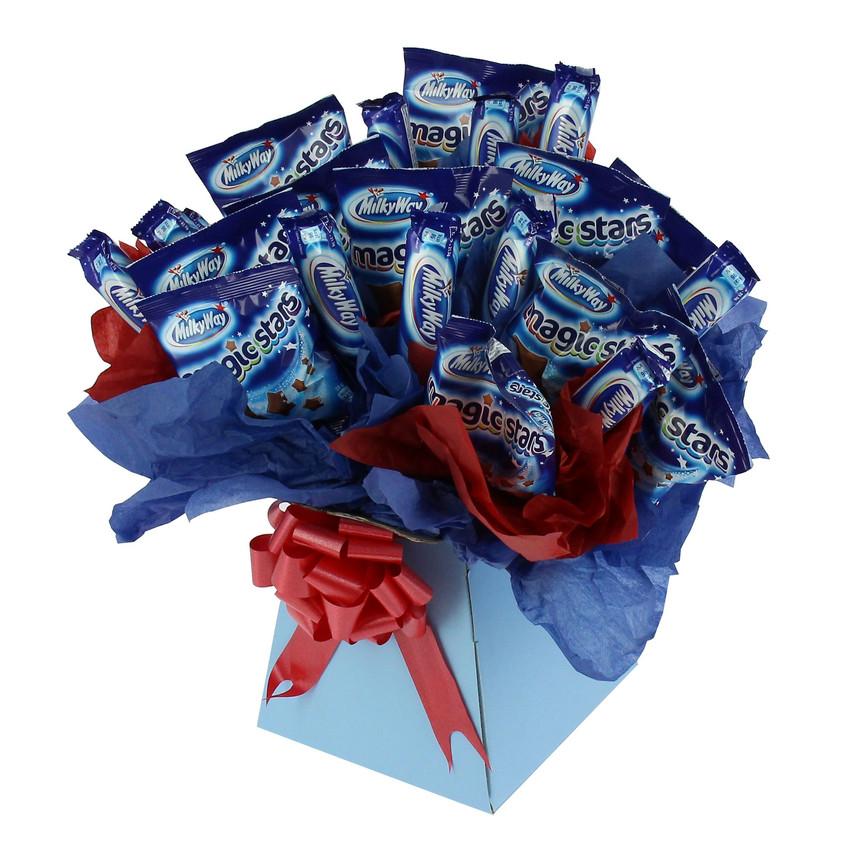 Milky Way Chocolate Bouquet