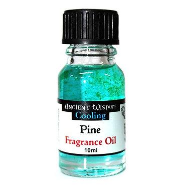 pine oil burner