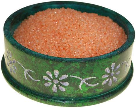 cinnamon and orange crystals