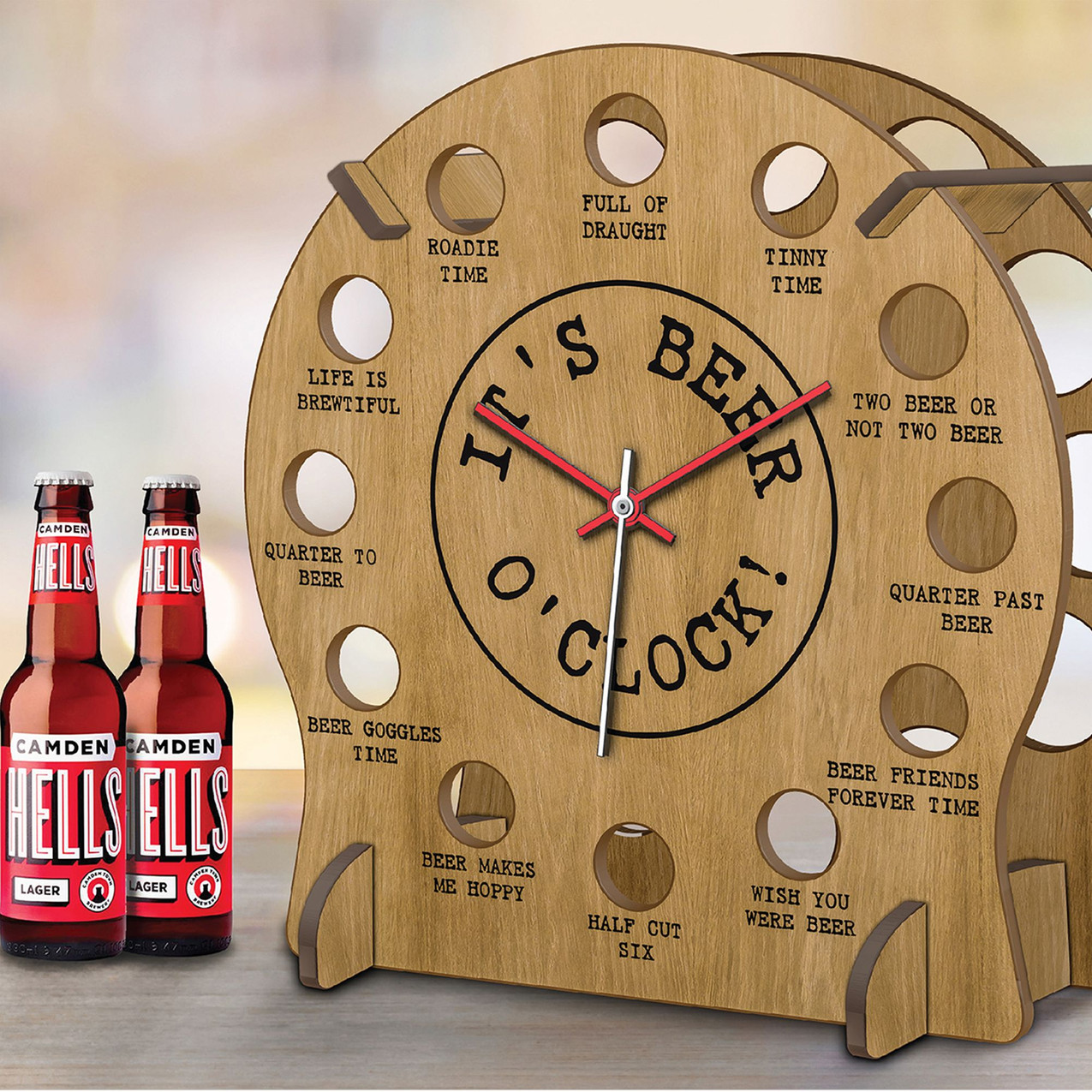 Beer oclock advent calendar