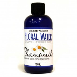 essential waters chamomile