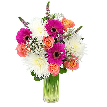 beautiful flowers delivered to your door