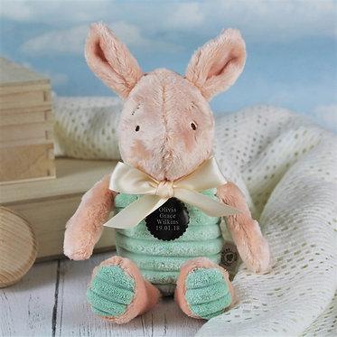 Piglet soft child toy