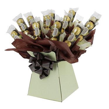 chocolate bouquet Ferrero Rocher