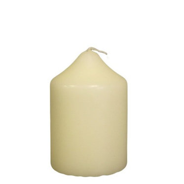 75 x 50mm church pillar candle