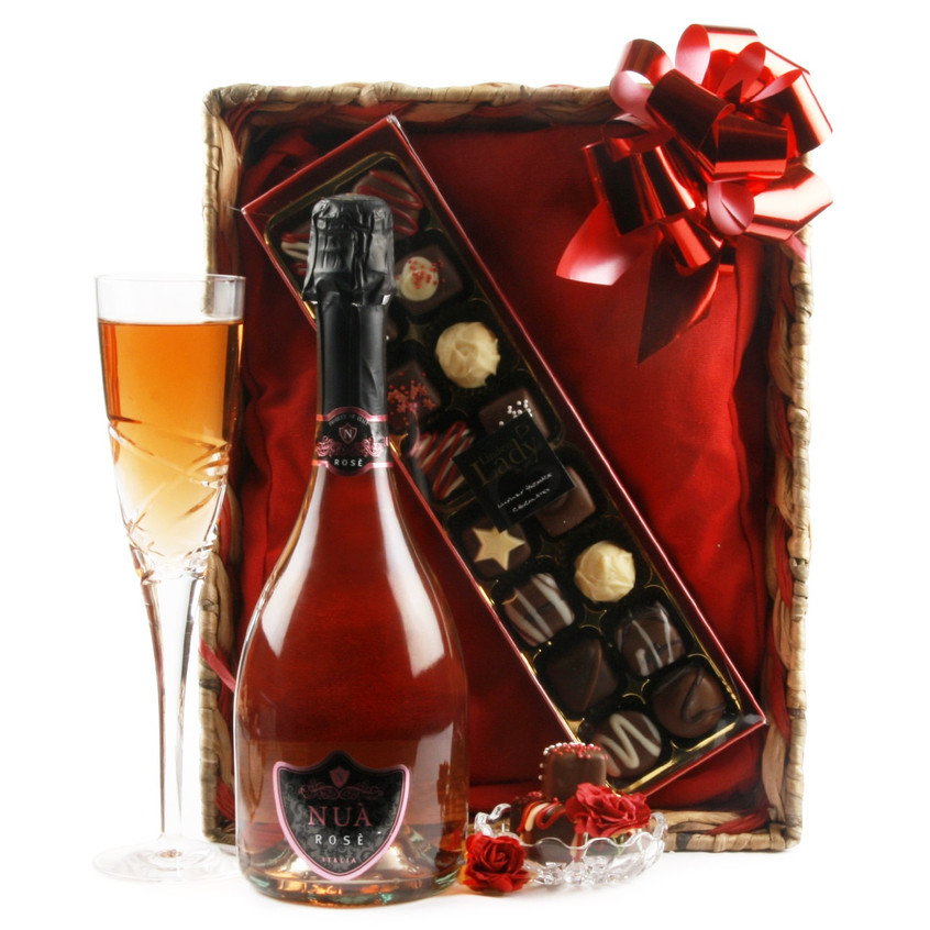 Wine & Chocolates Hamper