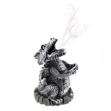 little dragon smoking