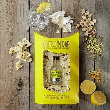 dry lemon gin gift set