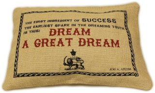 cushion cover literary quotes