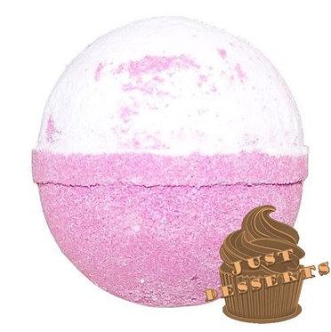 Strawberry Pavlova - Just Desserts Bath Bomb
