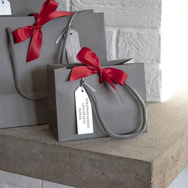choice of colours gift bag