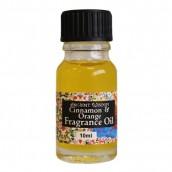 Fragrance Oil - Cinnamon and Orange