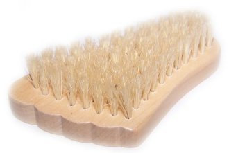 natural foot scrub brush
