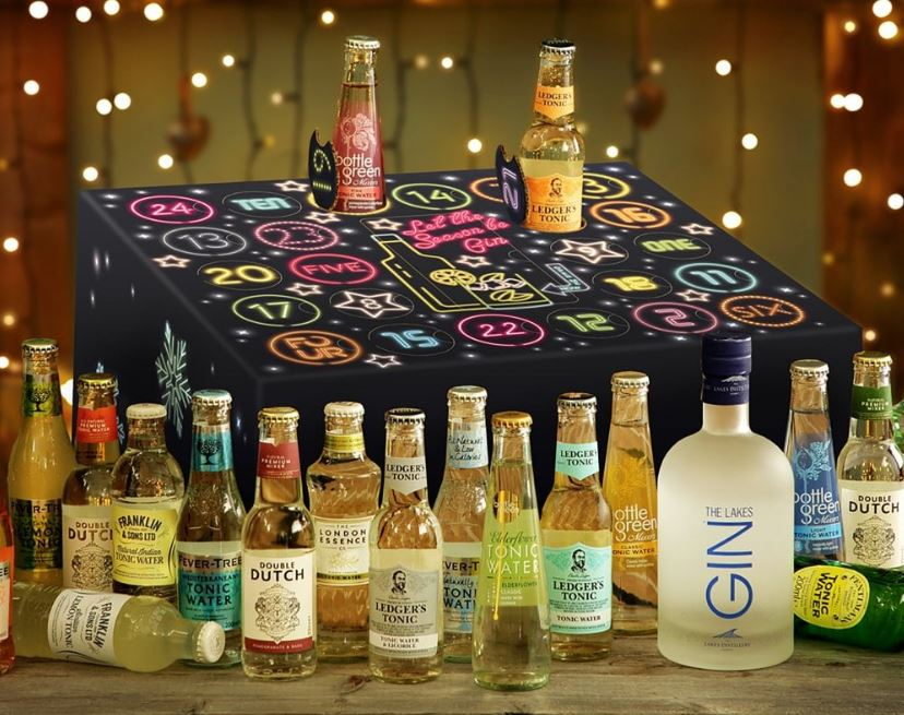 2019 Gin & Tonics Advent Calendar