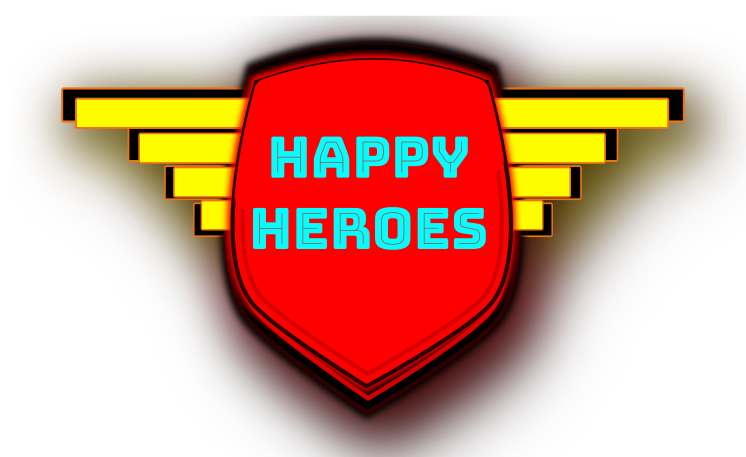 Happy Heroes Badge
