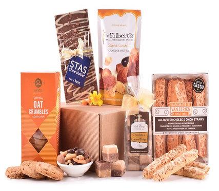 Student Share Sweet & Savoury Gift Box