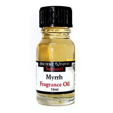 myrrh burner oil