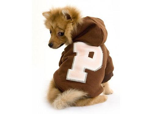 cookie dog hoodie