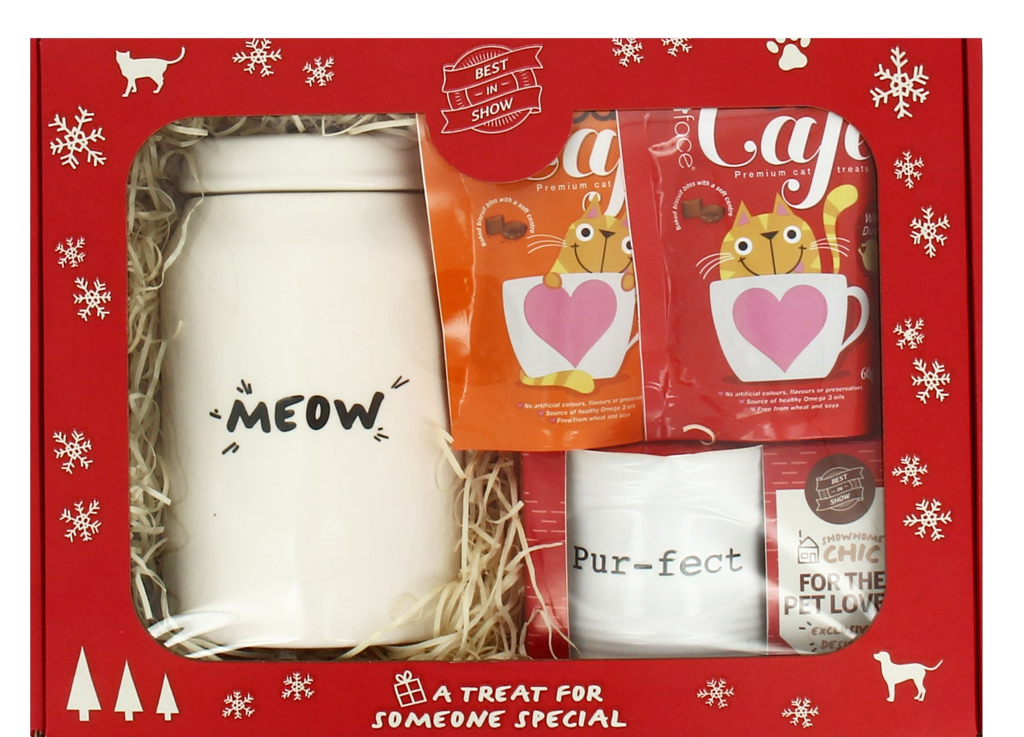 Gift Box for Cats