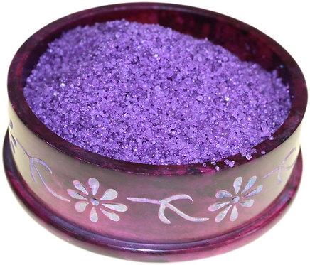 violet burner crystals
