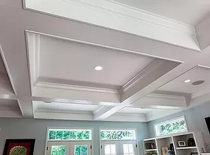 What is the Latest Trend in Ceiling Finishes?