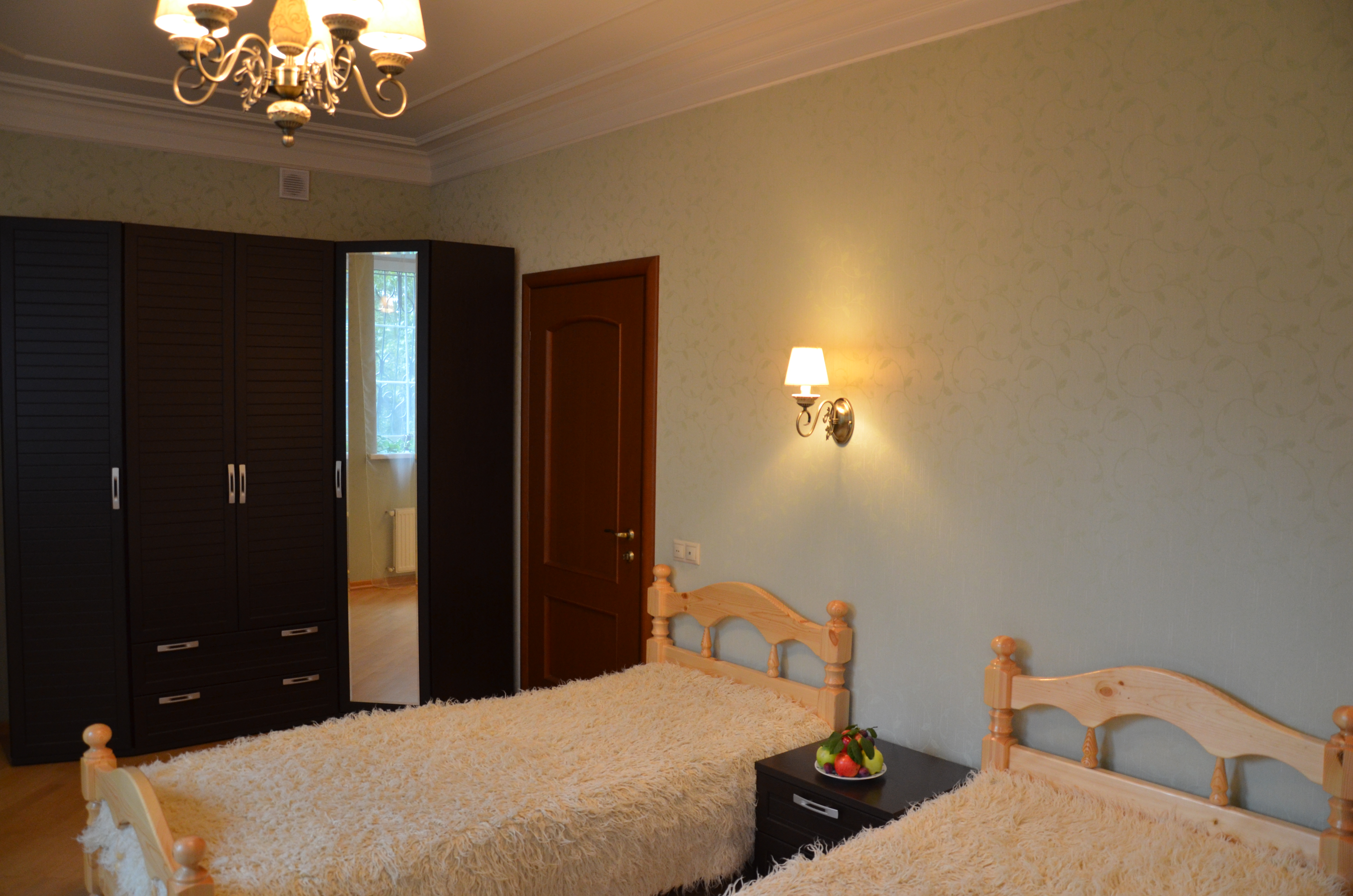 Двухместная комната 17 кв.м.